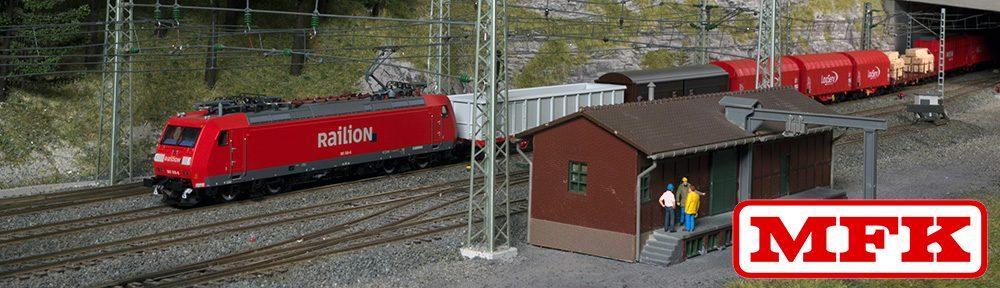 Modelleisenbahn-Freunde Köln e.V.